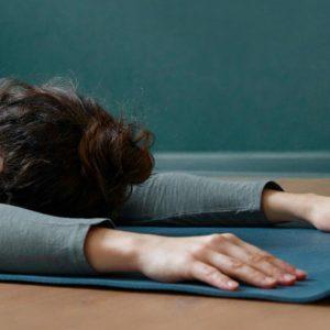 Йога для снижения стресса