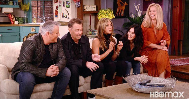 Друзья: Воссоединение Friends: Reunion Credit: HBO Max