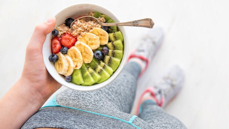 интуитивное питание за счет йоги