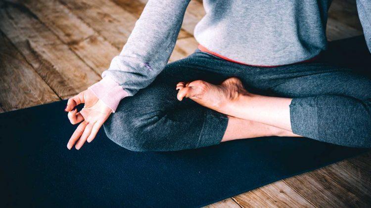 Используйте методы снятия стресса за пределами мата
