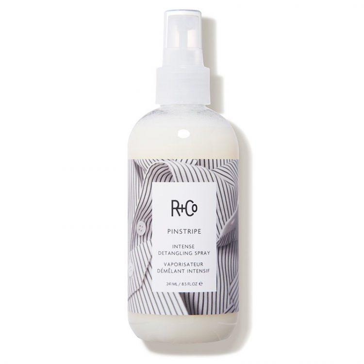 rco pinstripe intense detangling spray