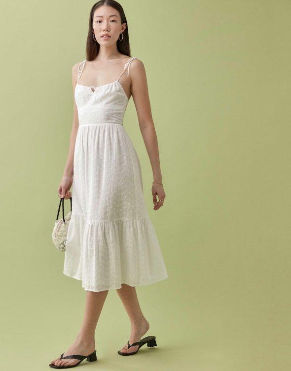 reformation heaven dress