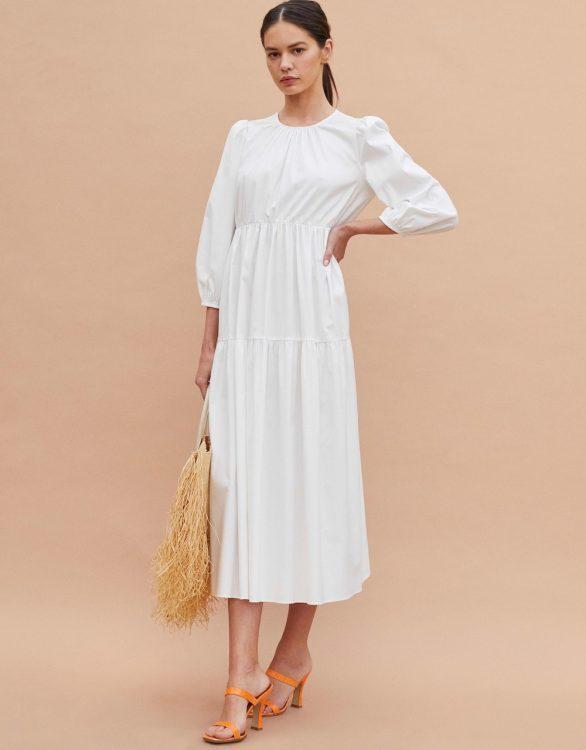 reformation linzey dress