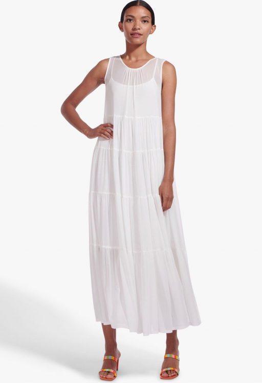 staud benedetta dress