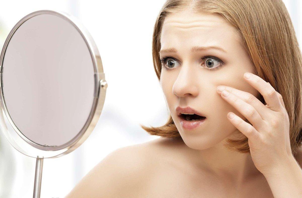 Сухая кожа: симптомы, причины и лечение