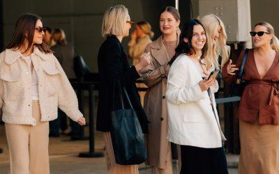 Лучший уличный стиль Sydney Fashion Week Resort 2022 | Австралийская неделя моды 2022
