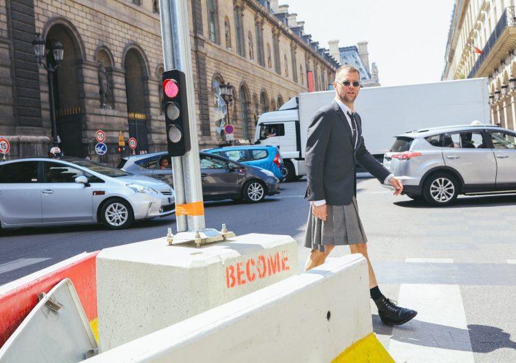 Летний уличный стиль в Париже 2020, мужской уличный стиль