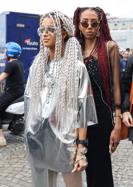 Летний уличный стиль в Париже 2020