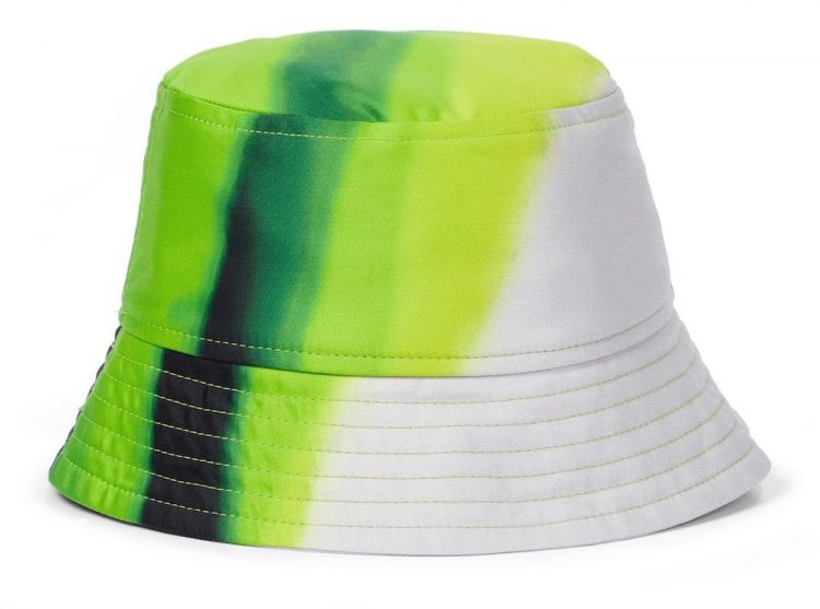 dries van noten printed cotton bucket hat