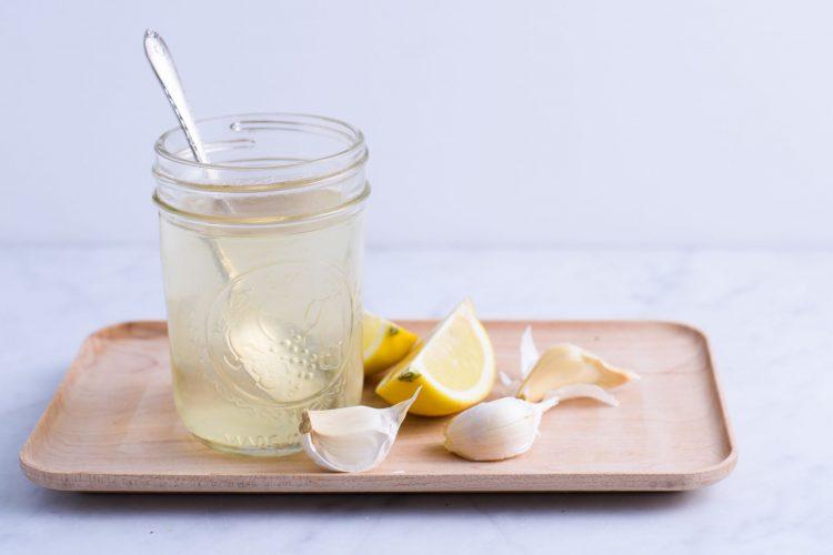 чеснок с лимоном - сок для иммунитета, сосудов и очищения организма