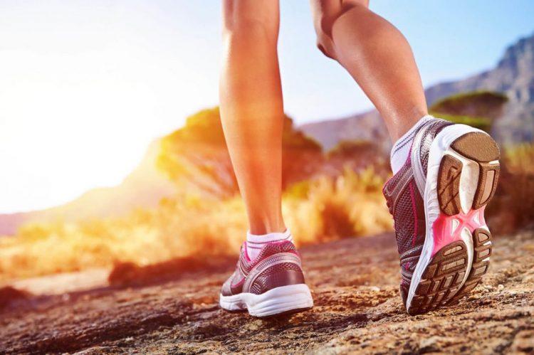Ходьба помогает похудеть и избавиться от жира на животе