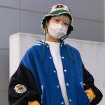 В Токио звезды уличного стиля усовершенствовали искусство наложения слоев - неделя моды в Токио 2021