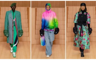 Louis Vuitton - Мужская мода 2022