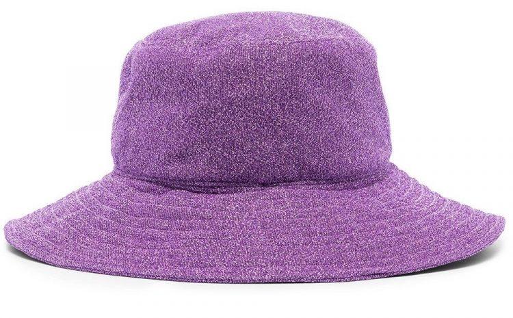 oseree glitter lumiere bucket hat