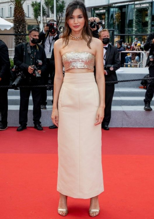 gemma chan 2021 cannes the restless