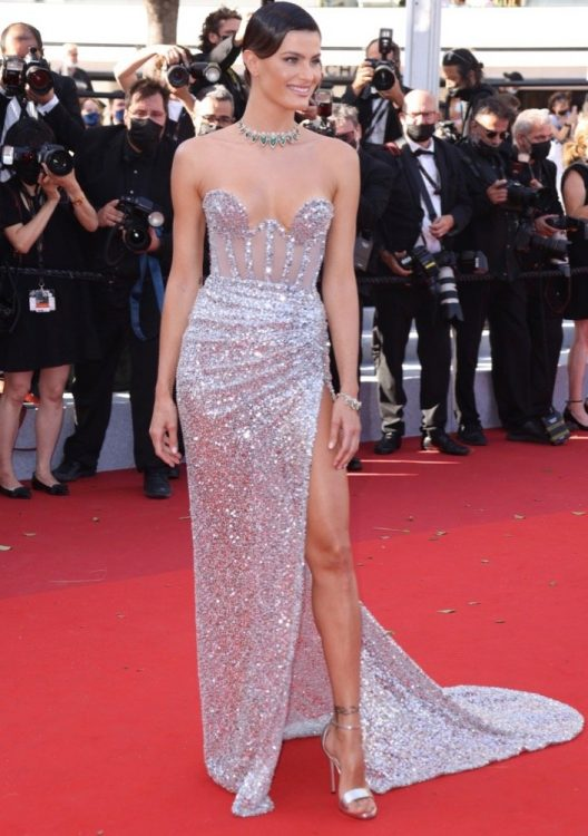 isabeli fontana 2021 cannes aline the voice of love