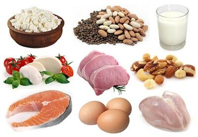 L-изолейцин в продуктах