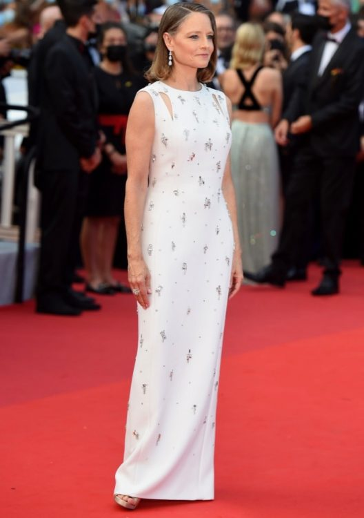 jodie foster 2021 cannes opening ceremony