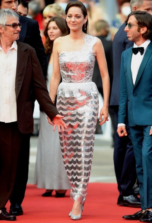 marion cotillard 2021 cannes opening ceremony