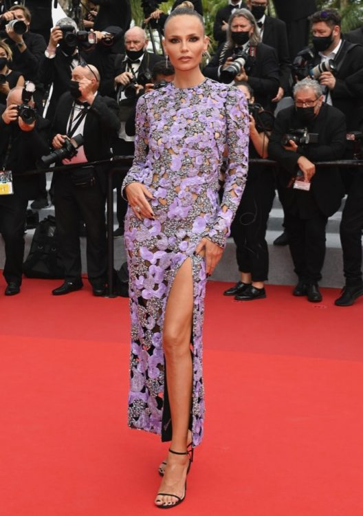 natasha poly 2021 cannes the french dispatch