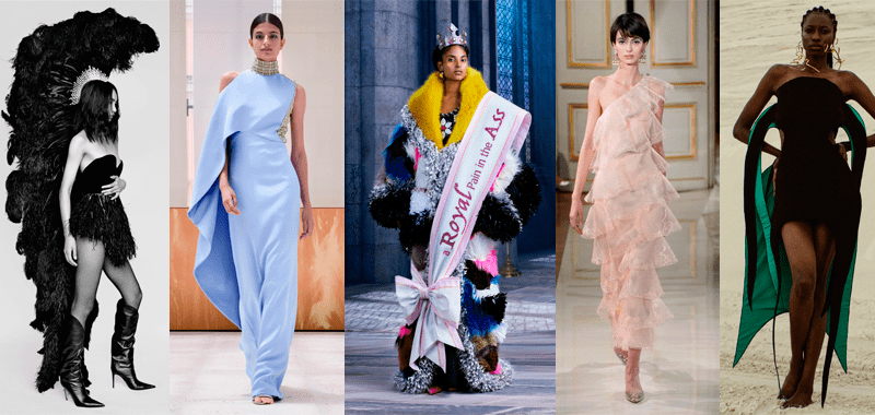 Неделя высокой моды в Париже 2021 года: больше промахов, чем хитов