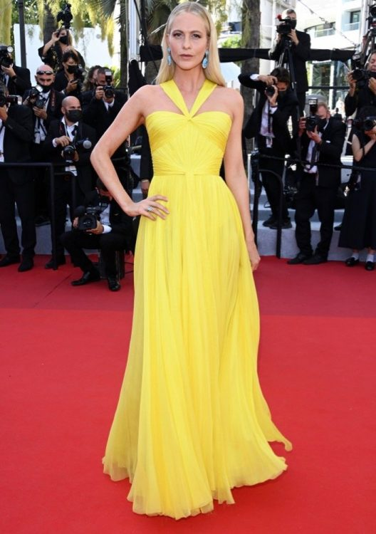 poppy delevingne 2021 cannes the story of my wife