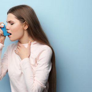 Астма: симптомы, причины и лечение