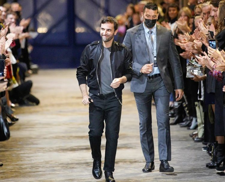 Louis Vuitton весна-лето 2022