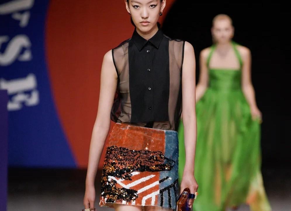 Christian Dior весна-лето 2022