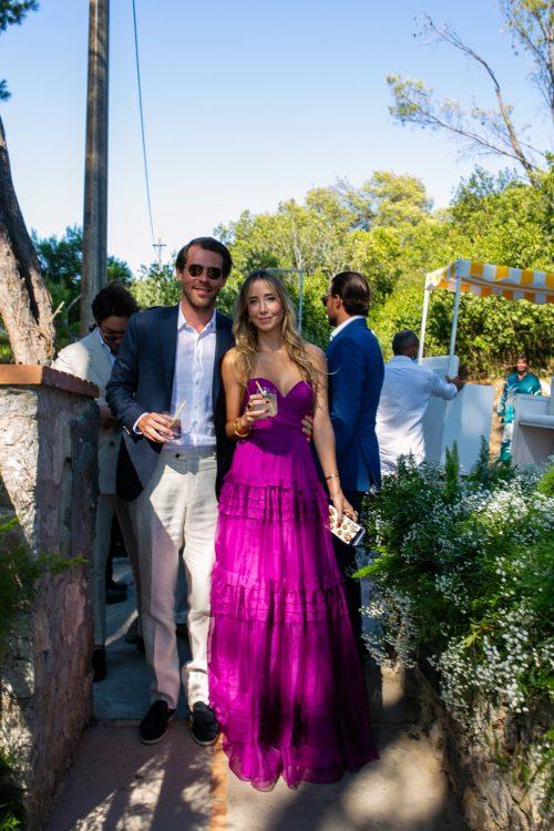 Гости свадьбы Уильям Буиг и Патрисия Ди Джорджио